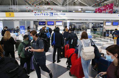 Thanksgiving Travel November 2020 Chicago Times