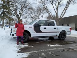 Georgie Truck Feb 2021