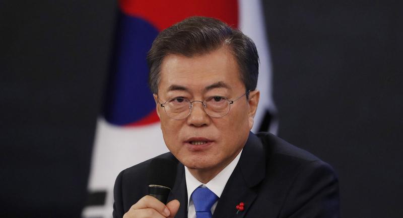 South Korea President May 2020 Politico