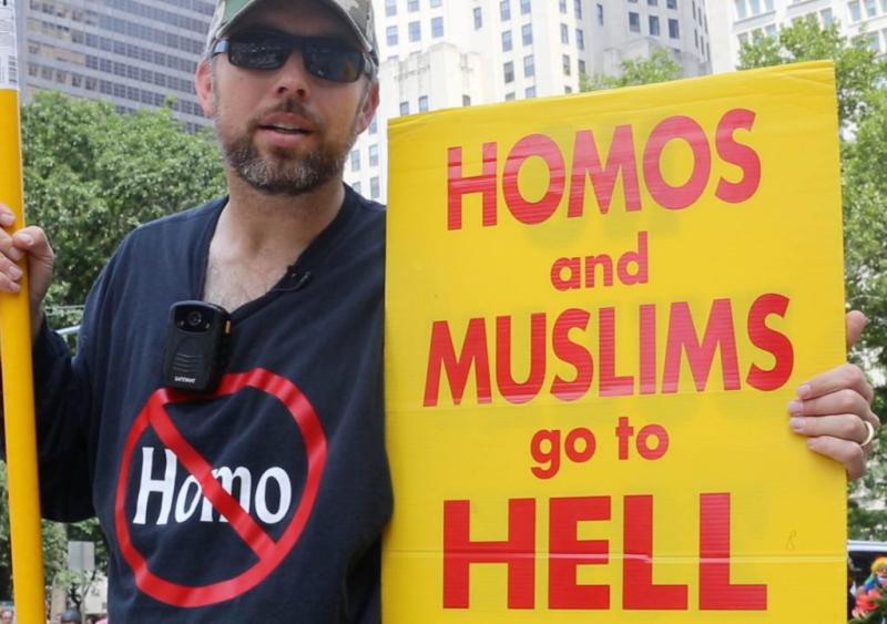 Hate America Image