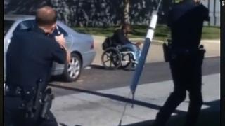 Police Shooting CNN