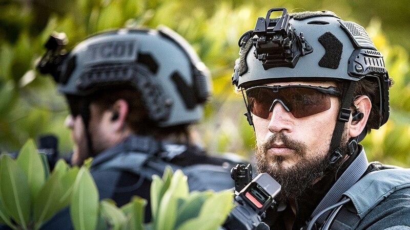 Military Style Sunglasses
