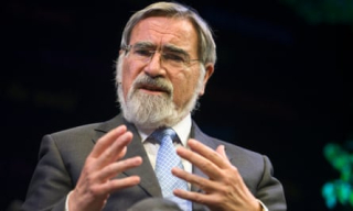 Rabbi Sacks Speaking