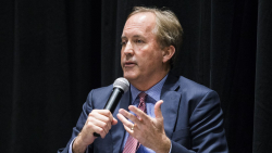 Ken Paxton Dallas Morning News
