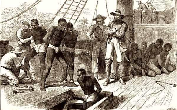 Slave Ship Image
