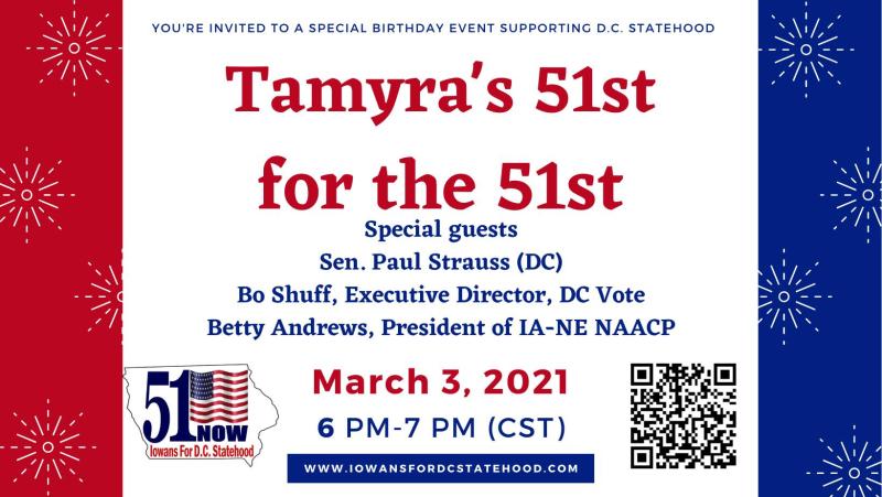 Tamyra 51st Birthday Event 2021