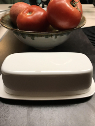 Butter Dish April 2021