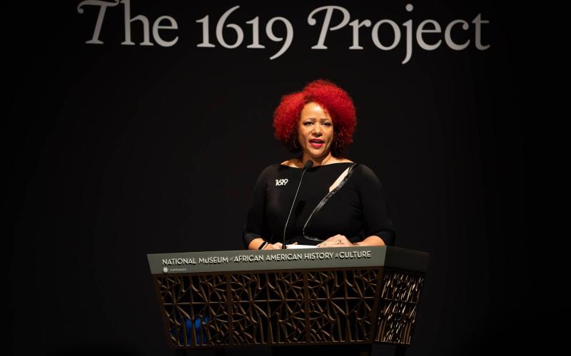1619 Project Nicole NYT