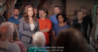 Abby Finkenauer Video Still Bleeding Heartland