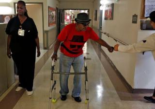 Nursing Home Resident California