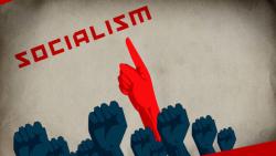 Socialism Finger