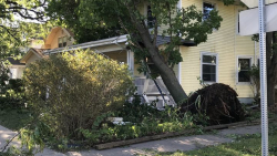 Cedar Rapids Storm Damage KGAN