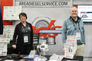 Von Linda Leefers Trade Show