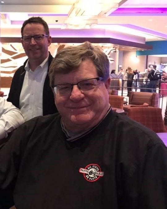 Jeff Griggs and John Dyke January 2020 USE