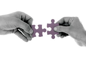 Connecting Puzzle Image