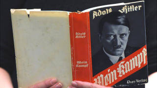 Mein Kampf Book from BBC