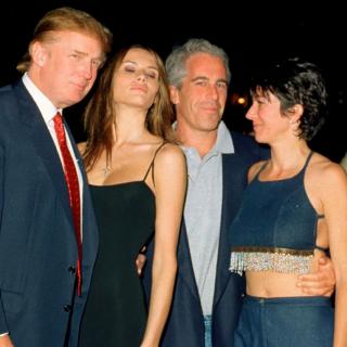 Trump Epstein The Guardian