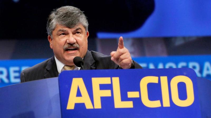 Trumka AFL CIO ABC News