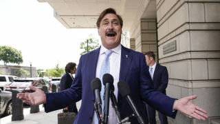 Mike Lindell CNBC July 2021