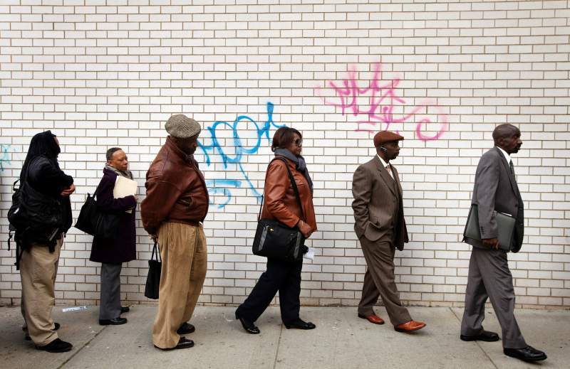 Black Unemployment Brookings