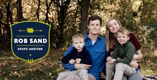 Rob Sand Family State Auditor