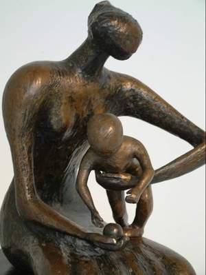 Mom_statue